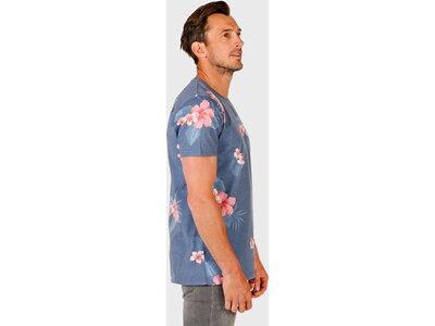 BRUNOTTI Herren T-Shirt Jason Blau