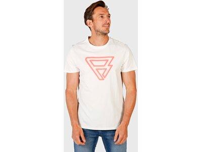 BRUNOTTI Herren T-Shirt Cold Weiß