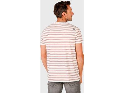 BRUNOTTI Herren T-Shirt Tim Weiß