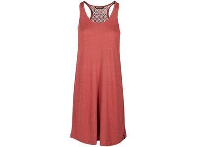 BRUNOTTI Damen Kleid Adi Rot