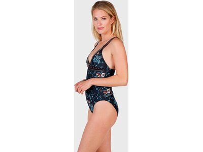 BRUNOTTI Damen Swimsuit Chloe Schwarz
