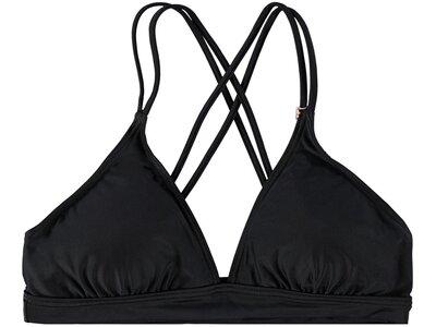 BRUNOTTI Damen Bikinitop Delphinia Schwarz