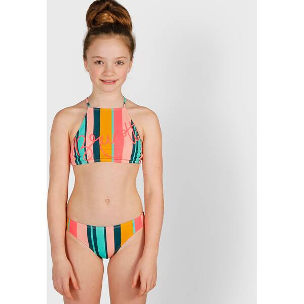 BRUNOTTI Kinder Bikini Camellia Stripe