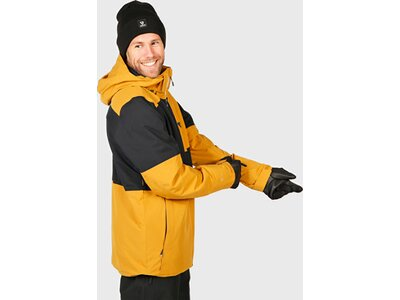 BRUNOTTI Herren Skijacke Strokers Orange