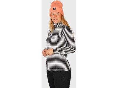 Brunotti Damen Sweatshirt Rodia-Stripe Schwarz