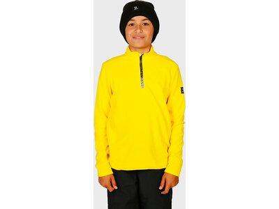 Brunotti Kinder Sweatshirt Tenno-JR Gelb