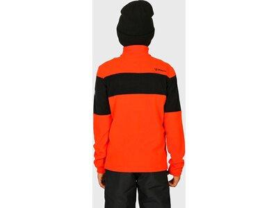 Brunotti Kinder Sweatshirt Vaughn-JR Orange