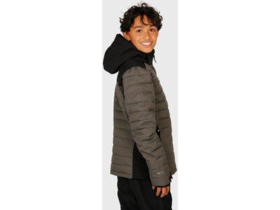 Brunotti Kinder Jacke Trysail-JR Grau