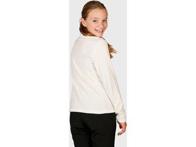 Brunotti Kinder Sweatshirt Mismy-JR Weiß