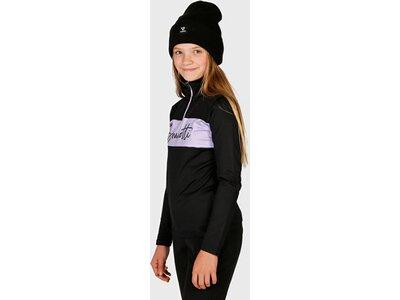 Brunotti Kinder Sweatshirt Tyra-JR Schwarz