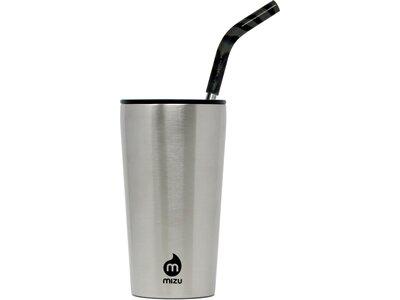 MIZU Trinkbehälter TUMBLER 16 Grau