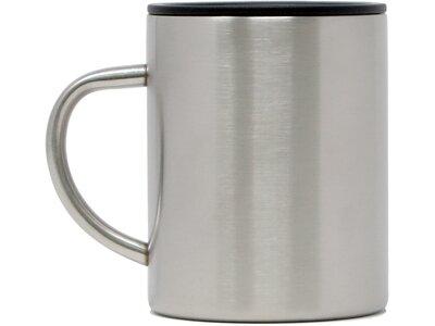 MIZU Trinkbehälter CAMP CUP Silber