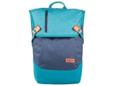 AEVOR Rucksack Daypack Blau