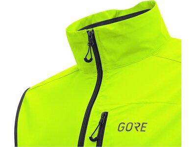 GORE WINDSTOPPER® Classic Weste C3 Gelb