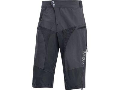 GORE Herren All Mountain Shorts Grau