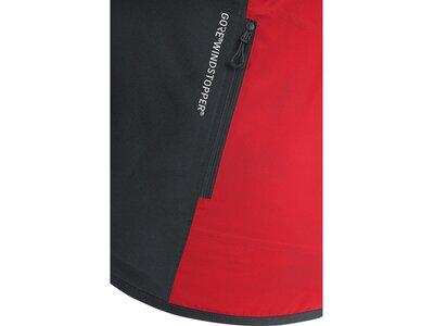 GORE Herren WINDSTOPPER Classic Jacke Rot