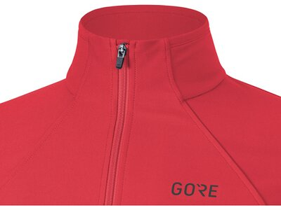 GORE Damen Partial WINDSTOPPER Shirt Pink