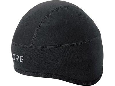 GORE® C3 GORE® WINDSTOPPER® Helmet Kappe Schwarz