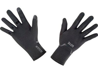 GORE® M GORE-TEX INFINIUM™ Stretch Handschuhe Schwarz