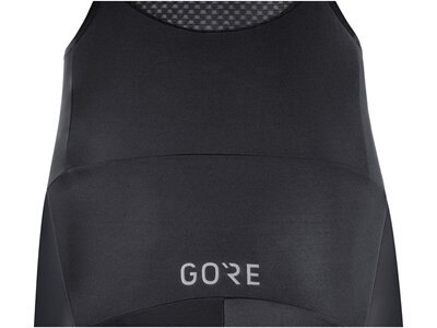 GORE® C3 Kurze Trägerhose+ Schwarz