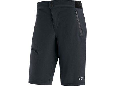 GORE WEAR Damen Shorts C5 Schwarz