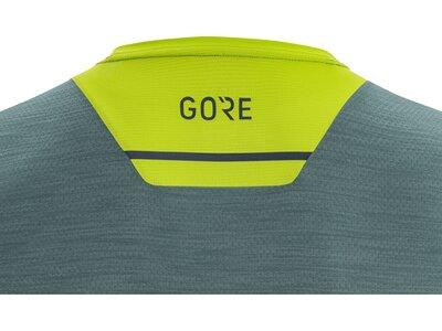GORE WEAR Herren Trainings-T-Shirt R3 Grau