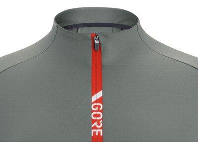 GORE® C5 Thermo Trikot Grau