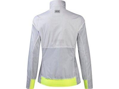 GORE® Wear Drive Jacke Damen Weiß