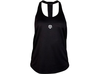 MOROTAI Damen Sport-Top Performance Stringer Schwarz