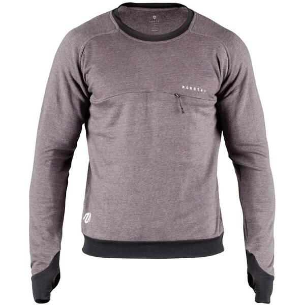 MOROTAI Herren Langarmshirt Endurance Sweatshirt