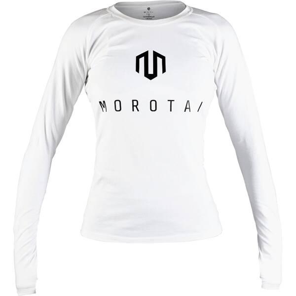 MOROTAI Damen Langarmshirt Premium Brand Longsleeve