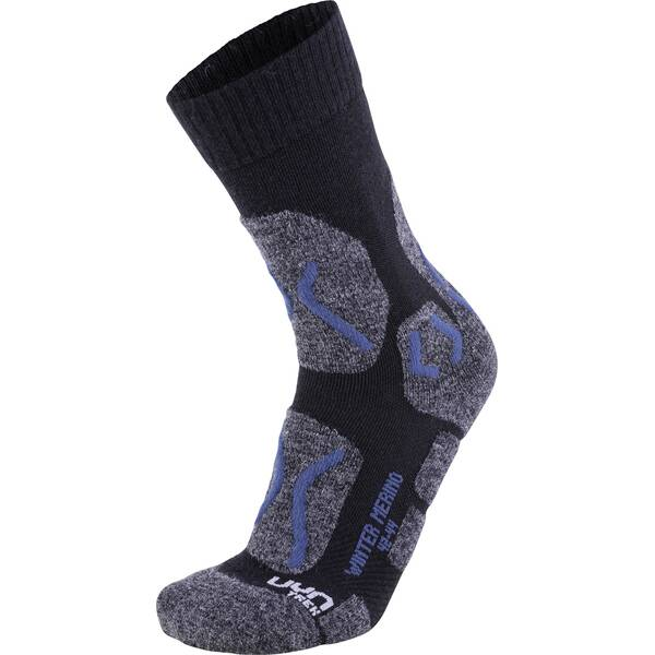 UNLEASH YOUR NATURE Herren Trekkingsocken TREKKING WINTER MERINO