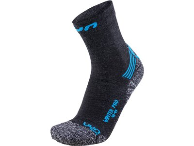 UYN Herren Laufsocken UYN WINTER PRO RUN Schwarz