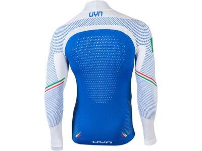 UNLEASH YOUR NATURE Longsleeve NATYON ITALY UW SHIRT LG_SL TURTLE NECK Blau