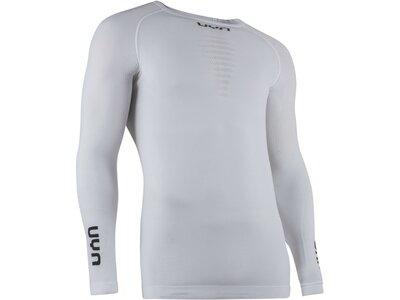 UYN Herren Unterhemd UYN MAN ENERGYON UW SHIRT LONG SL. Silber