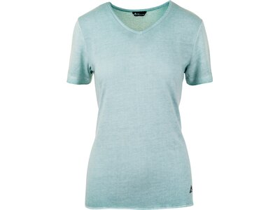 THE ATHLETES Damen T-Shirt CHRISSY_CM Blau