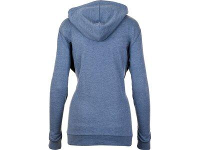 THE ATHLETES Damen Kapuzensweater CATALINA_CM Blau