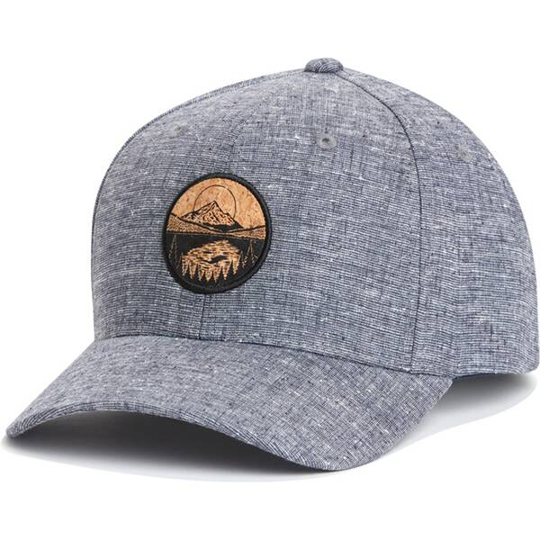 TENTREE Herren Lake Cork Patch Hemp Elevation Hat