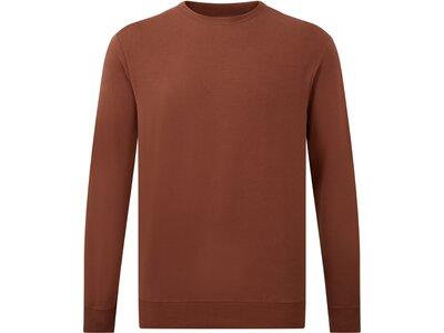 TENTREE Herren Sweatshirt M French Terry Classic Crew Rot