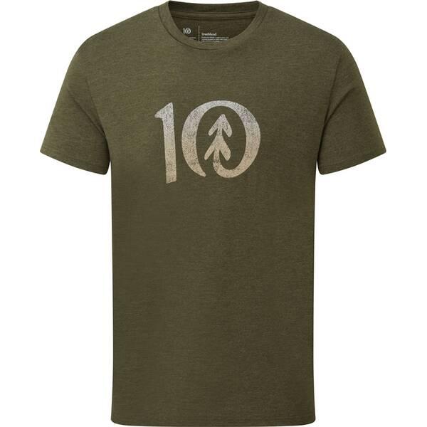 TENTREE Herren Shirt M Gradient Ten T-Shirt