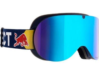 RED BULL SPECT Skibrille BONNIE Blau