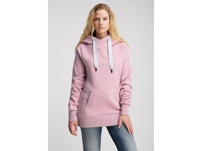 ELBSAND Damen Sweatshirt HULDA Rot