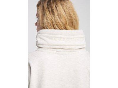 ELBSAND Damen Sweatshirt ES BIRTE 025 BB01 Weiß
