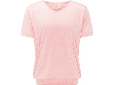 CURVY FIT Damen T-Shirt CF Sui Pink