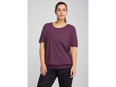 CURVY FIT Damen Shirt CF Louna Braun