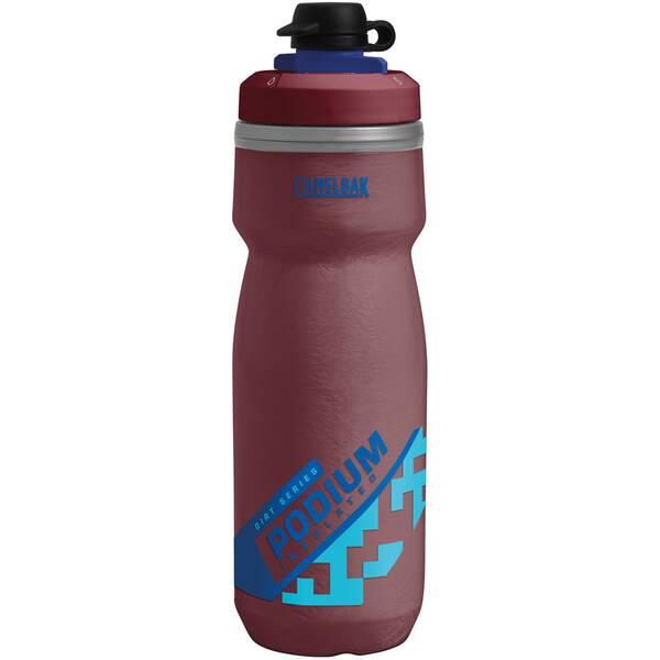 CAMELBAK Trinkflasche Podium Chill Dirt Series