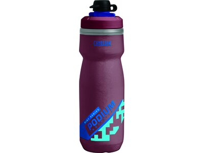 CAMELBAK Trinkflasche Podium Chill Dirt Series Blau