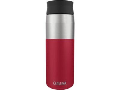 CAMELBAK Trinkflasche Hot Cap Rot