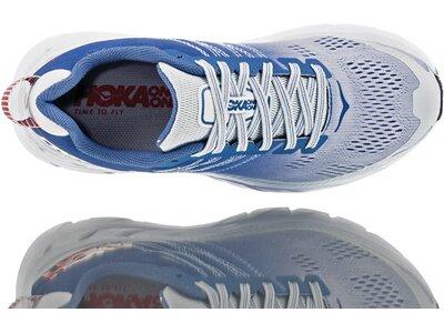 HOKA Damen Laufschuhe CLIFTON 6 Blau