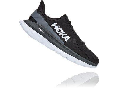 HOKA ONE ONE Damen Schuhe Mach 4 Schwarz
